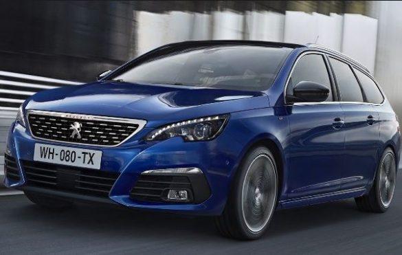 Novo Peugeot 308 2018