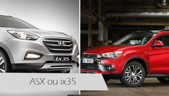 ASX ou IX35
