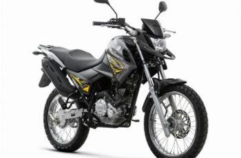 Nova XTZ Crosser 150 2018