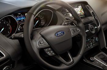 Novo Focus Sedan 2018