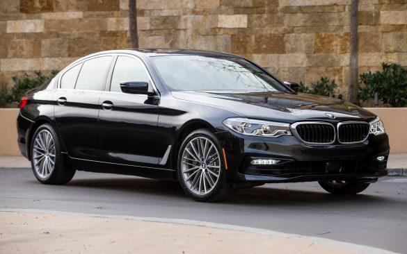 Nova BMW Série 5 530i 2018