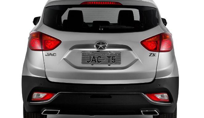 Novo Jac T5 2018