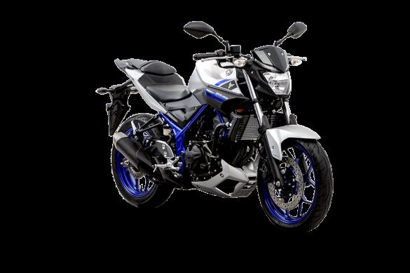 Nova Yamaha MT03 2018