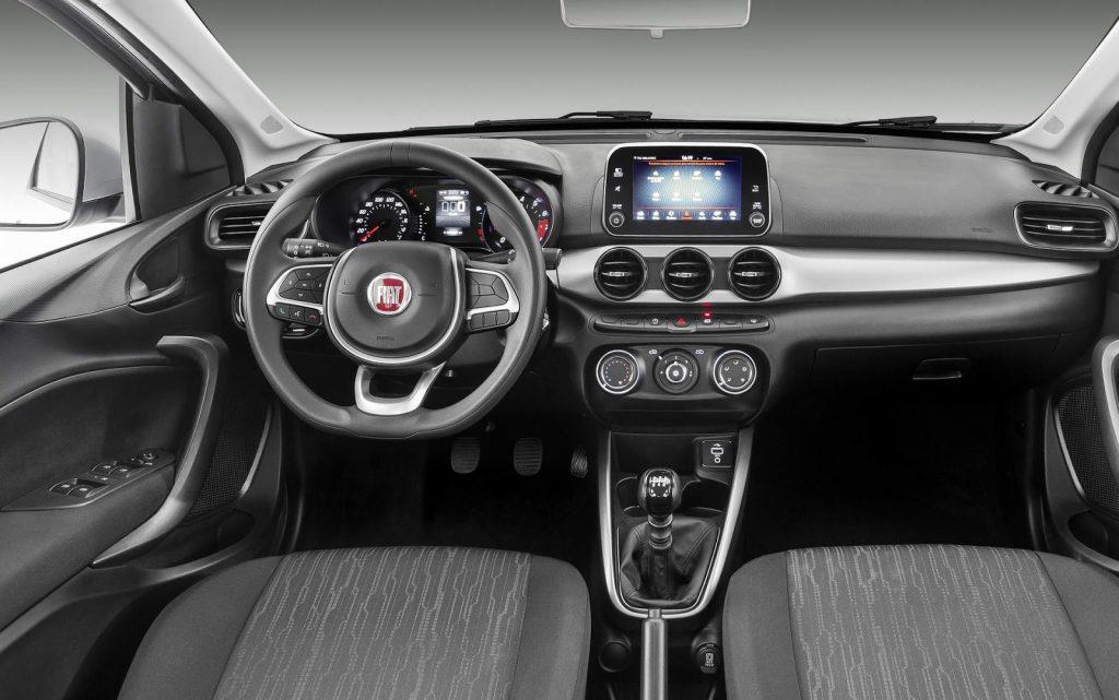 Novo Fiat Argo Drive 1.0 2018