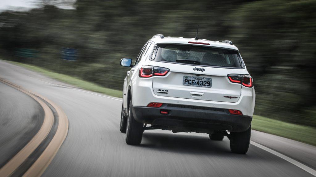 Novo Jeep Compass Trailwalk 2018