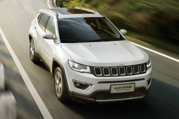 Novo Jeep Compass Trailwalk 2018