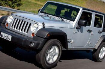 Novo Jeep Wrangler 2018
