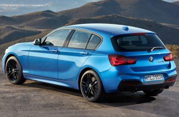 Novo BMW 140i 2018