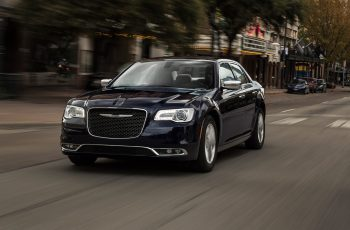 Novo Chrysler 300c 2018