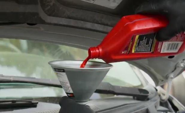 Como medir o nível do óleo do câmbio automático
