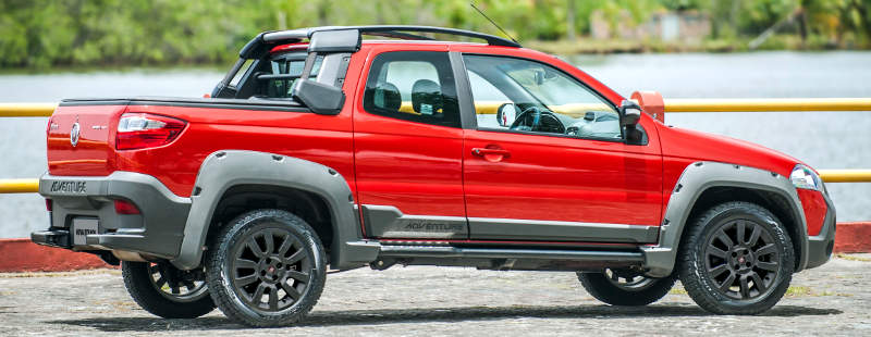 Nova Fiat Strada 2019