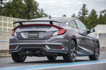 Novo Honda Civic 2019
