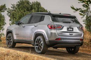 Novo Jeep Compass 2019