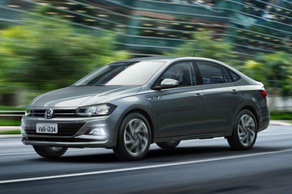 Novo Volkswagen Virtus 2018