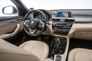 Nova BMW X1 2019
