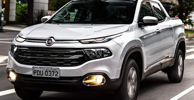 Nova Fiat Toro 2019