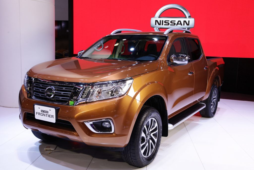 Nova Frontier 2019 Da Nissan Avaliacao E Boa Precos Diesel Fotos