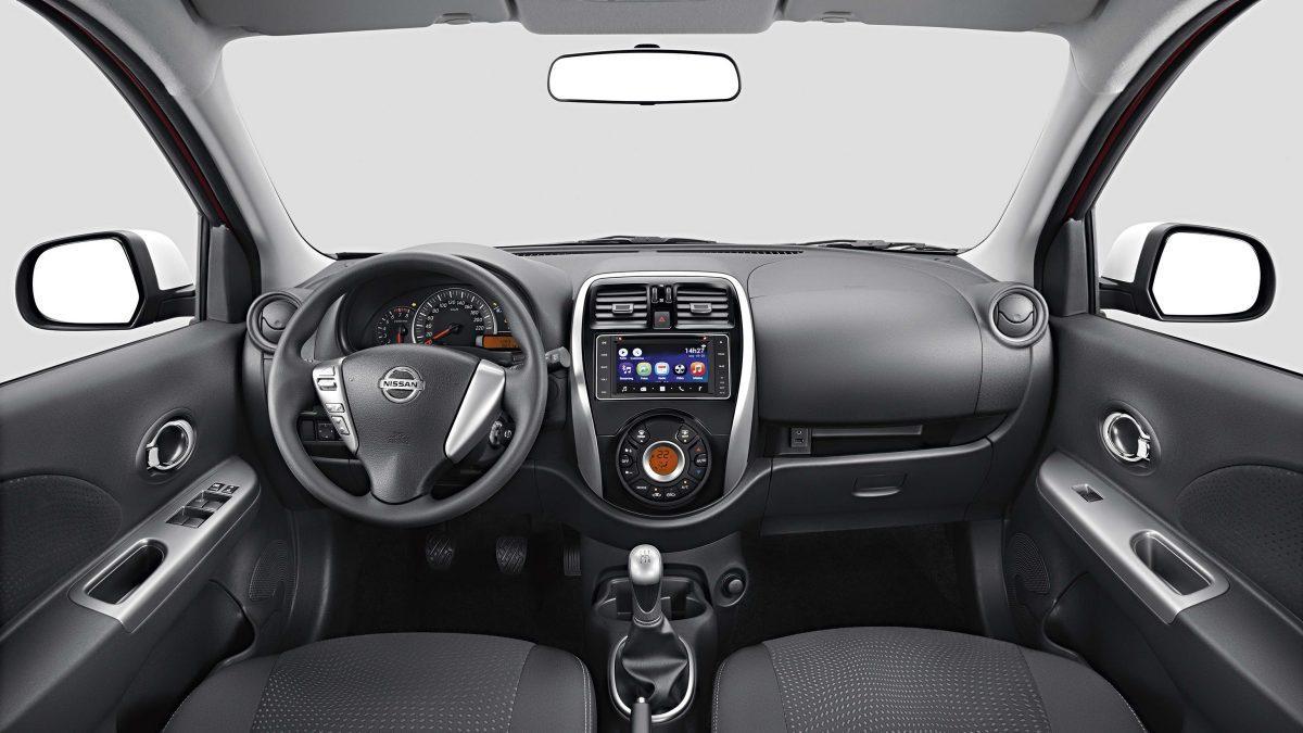 Novo March 2019 da Nissan, preço, interior, o que mudou, é ...
