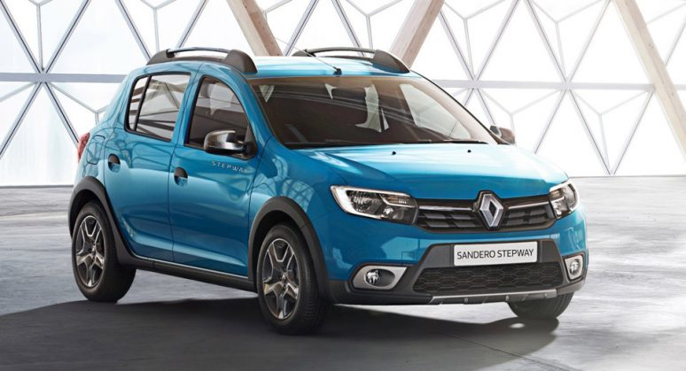 novo sandero stepway 2019 da renault bom pre o consumo fotos. Black Bedroom Furniture Sets. Home Design Ideas