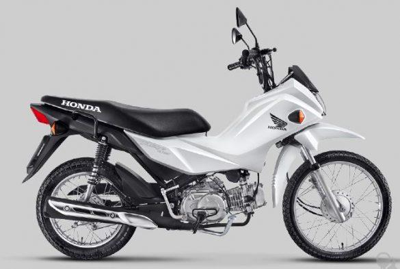 Nova Honda Pop 119i 2019