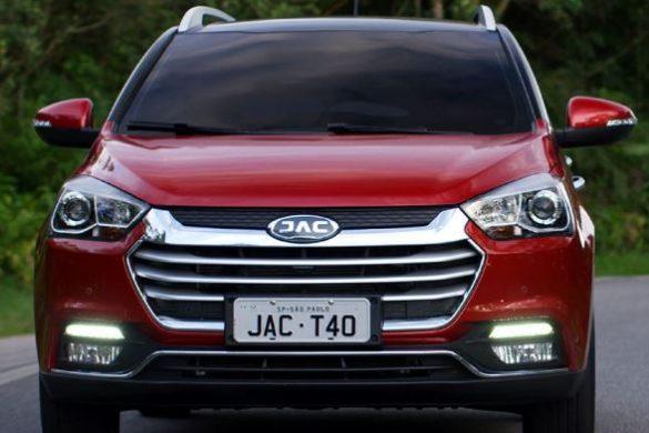 Jac T40 2019