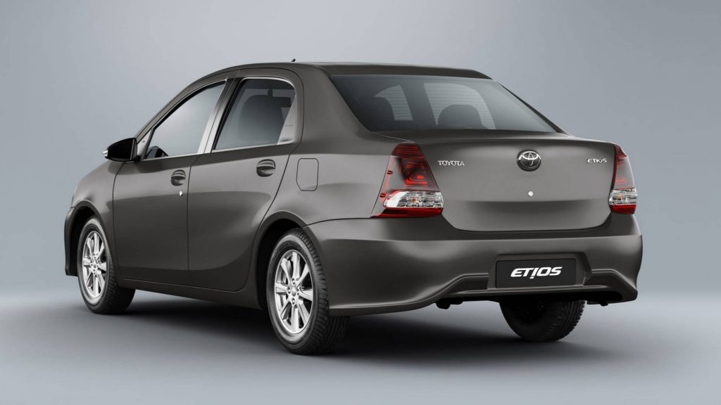 Novo Etios Sedan 2019