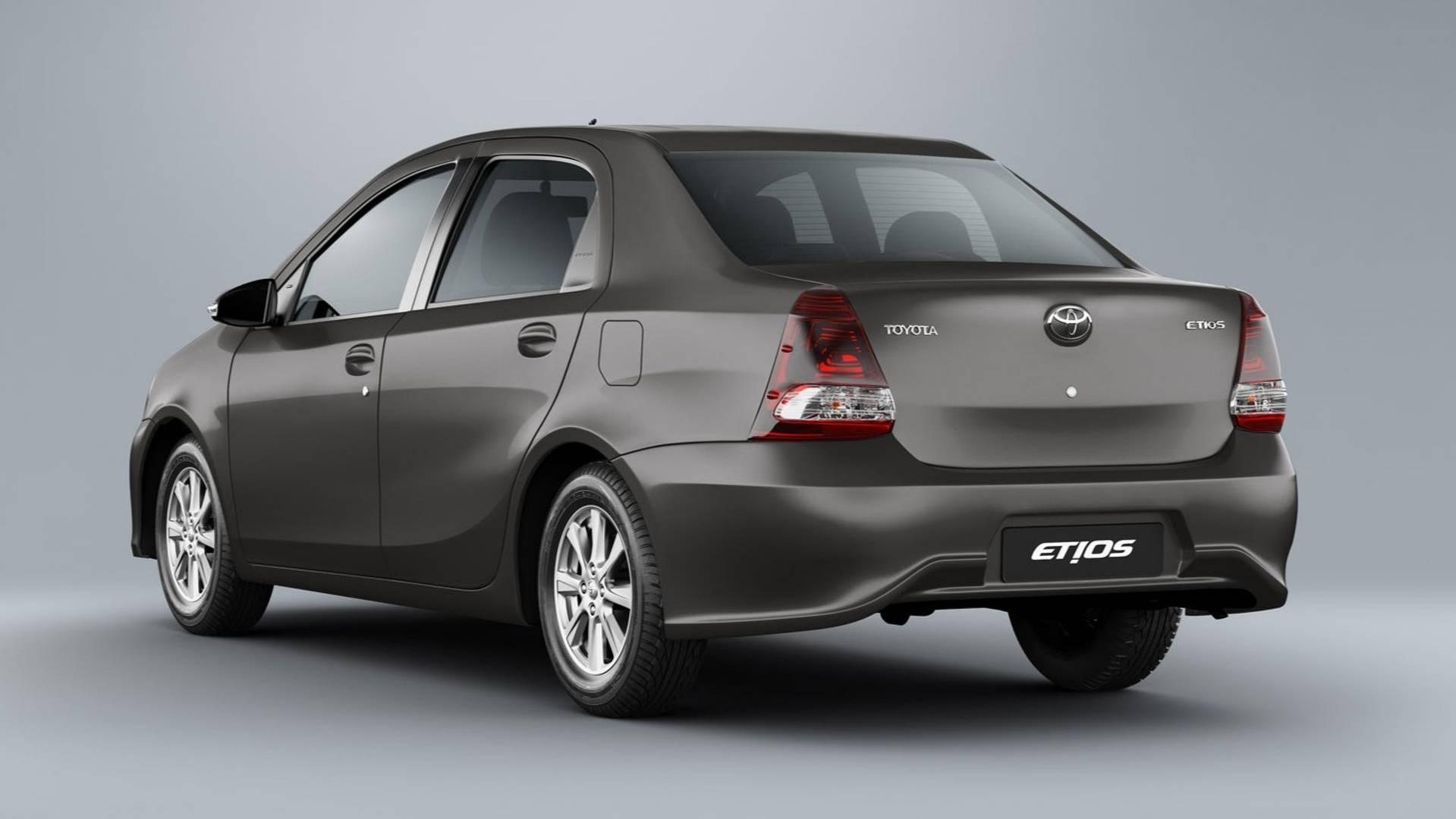 Novo Etios Sedan 2019, preços, versões, fotos, itens de ...