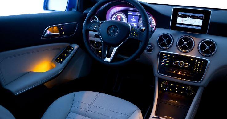 Nova Mercedes Classe A 2019